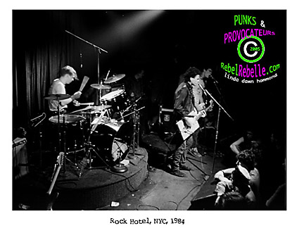 rock hotel 1984