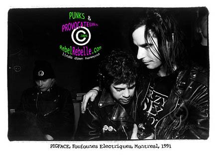 PIGFACE 1991